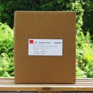 Anti-Crak® HP (62.4) 12 mm - alkalivzdorná sekaná skleněná vlákna zvyšující pevnost v tahu za ohybu a úderu