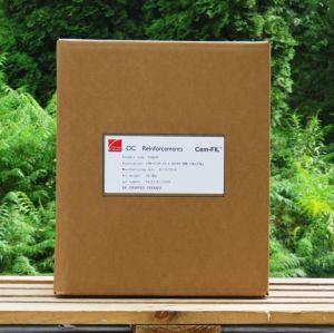 Anti-Crak® HP (62.4) 6 mm - alkalivzdorná sekaná skleněná vlákna zvyšující pevnost v tahu za ohybu a úderu