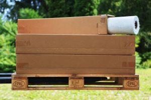 Cem-MAT® alkalivzdorná skleněná výztužná rohož do samonivelačních stěrek